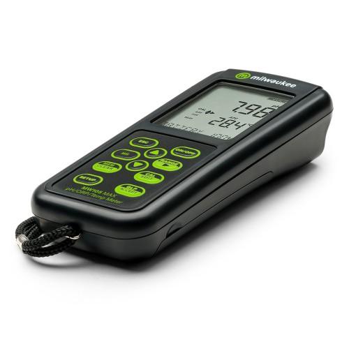 Milwaukee MW105 MAX профессиональный pH/ОВП/Темп тестер