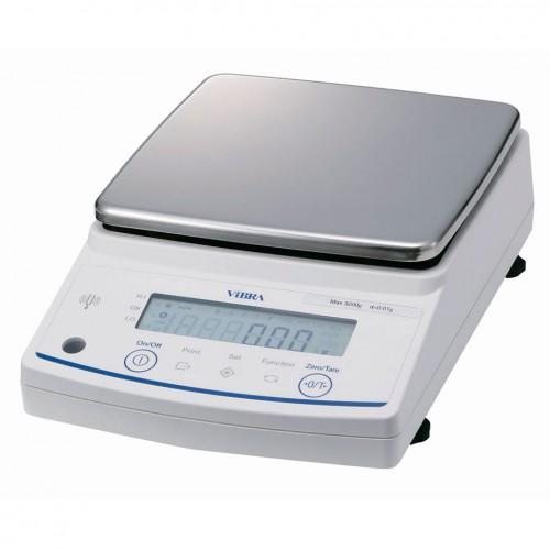 Весы лабораторные VIBRA AB-12001 RСE (12000 г, 0,1 г, внутренняя калибровка)