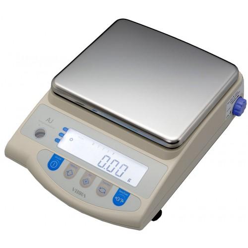Весы лабораторные VIBRA AJ-6200CE (6200 г, 0,01 г, внешняя калибровка)