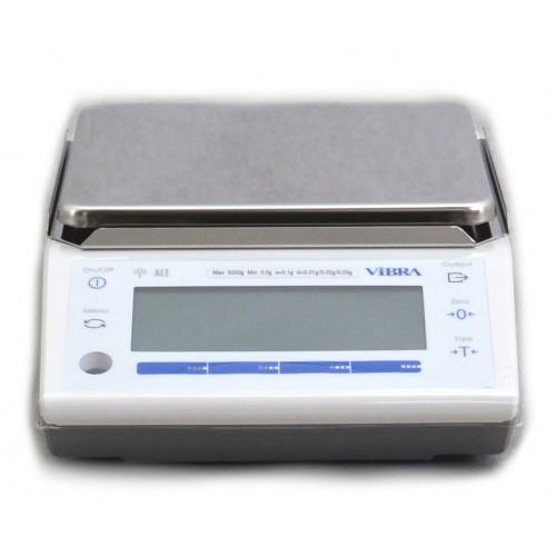 Весы лабораторные VIBRA ALE-3202R (3200 г, 0,01 г, внутренняя калибровка)