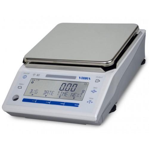 Весы лабораторные VIBRA ALE-8201R (8200 г, 0,1 г, внутренняя калибровка)