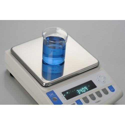 Весы лабораторные VIBRA LN 3202RCE (3200 г, 0,01 г, внутренняя калибровка)