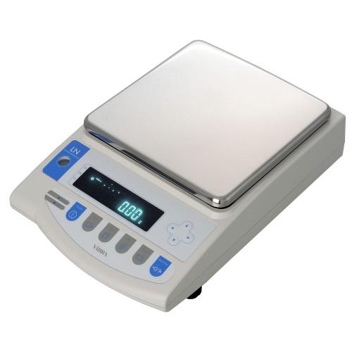 Весы лабораторные VIBRA LN-1202RCE (1200 г, 0,01 г внутренняя калибровка)