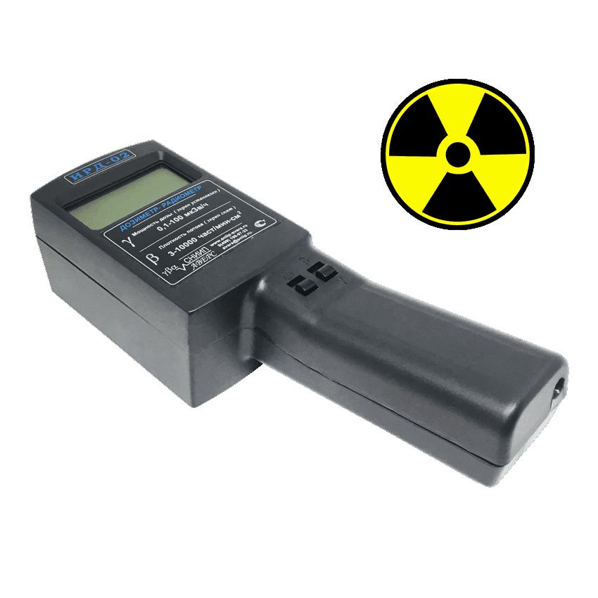 Радиометры (дозиметры радиации)