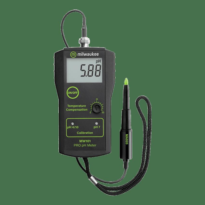 pH метр для полутвёрдых сред