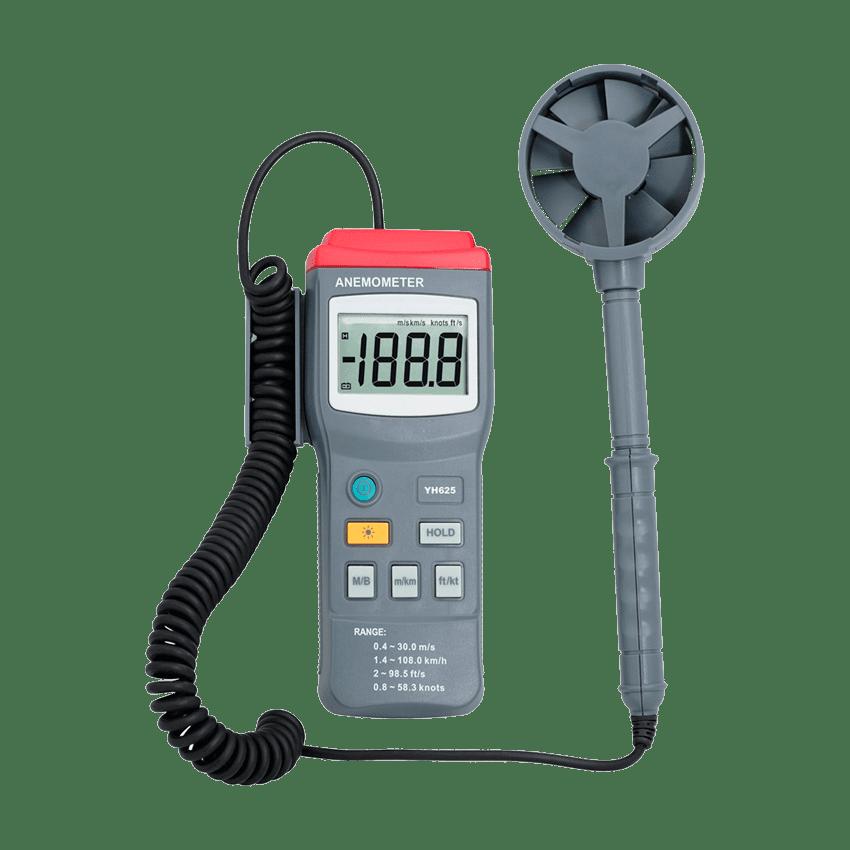 Анемометр цифровой (электронный анемометр)