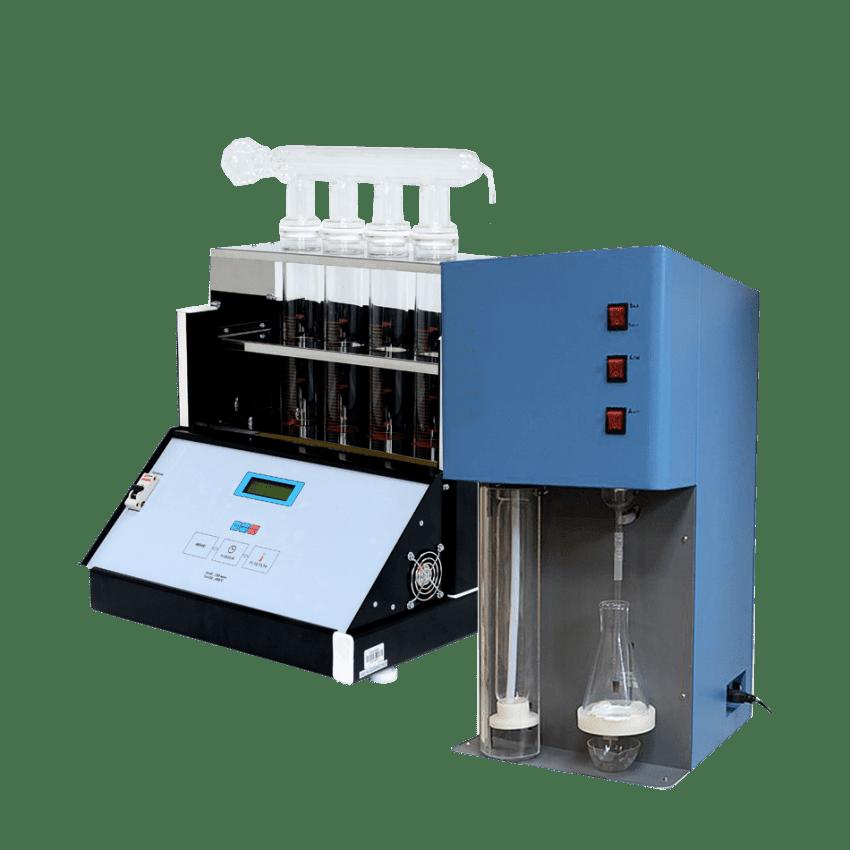 Метод Кьельдаля (определение азота и белка)