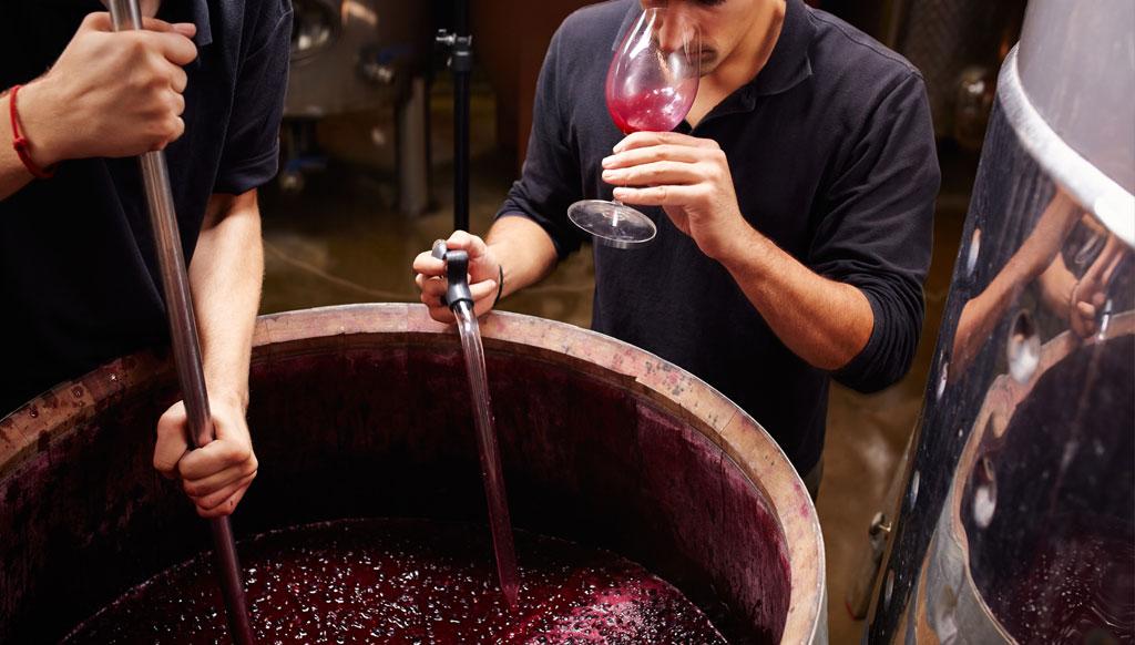 Многопараметрические титраторы для анализа качества ферментации вина
