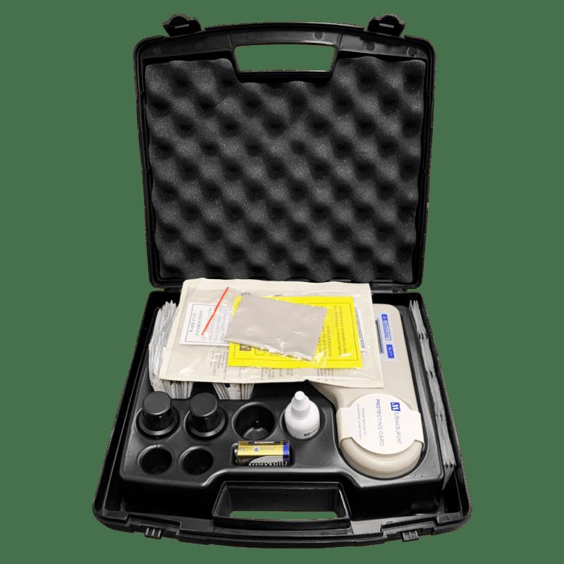 Удобный кейс для хранения и переноски прибора мутнометра Milwaukee Electronics Mi411