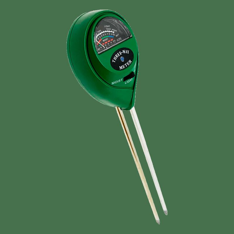 pH метр для земли ETP 307 работает без батарей