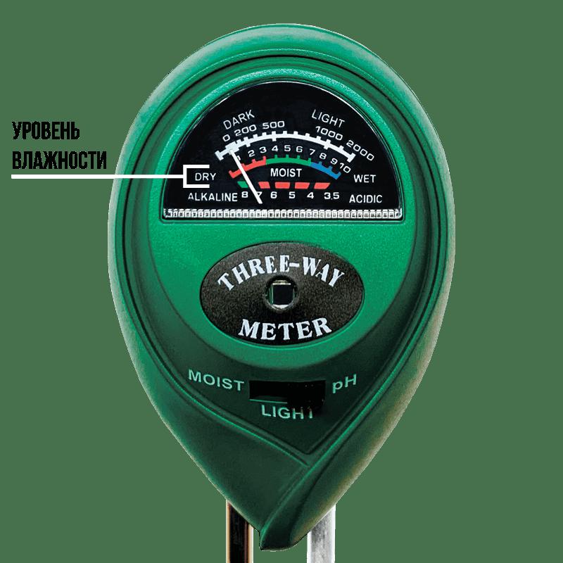 Измеритель влажности ETP307
