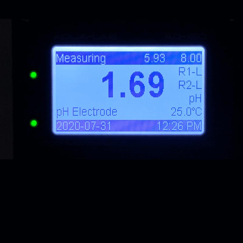 pH метр для промышленных измерений