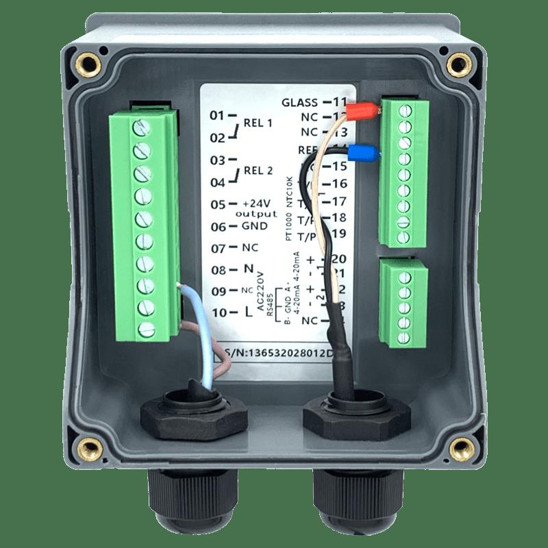 Промышленный pH метр aq-150
