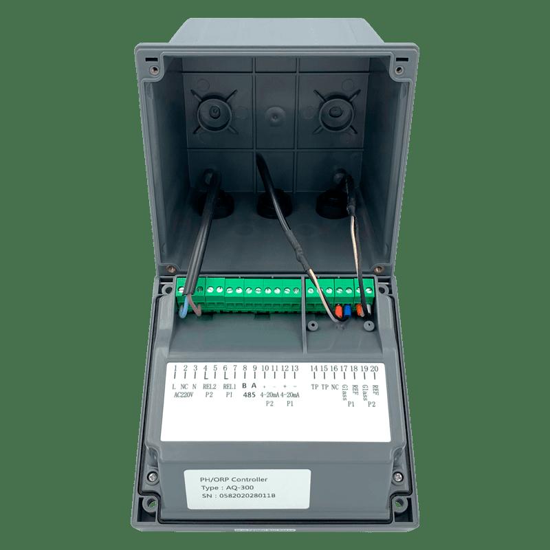 Промышленный pH метр aq-300