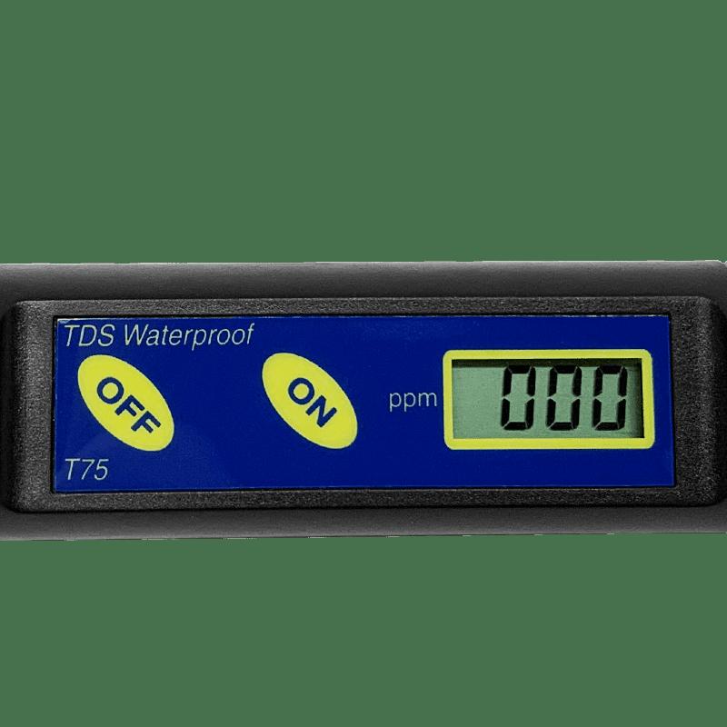Дисплей TDS метра Milwaukee T75 Sharp