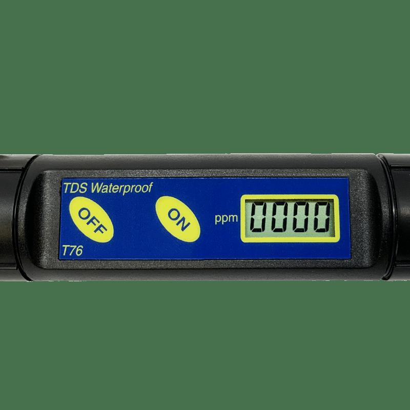 Дисплей TDS метра Milwaukee T76 Sharp