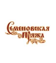 Семеновская пряжа лого