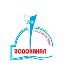 Водоканал Ростов-на-Дону лого