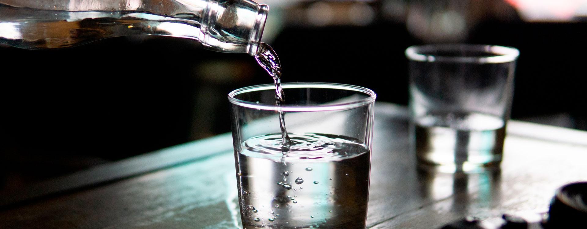 Идеальная вода для идеальной чашки кофе